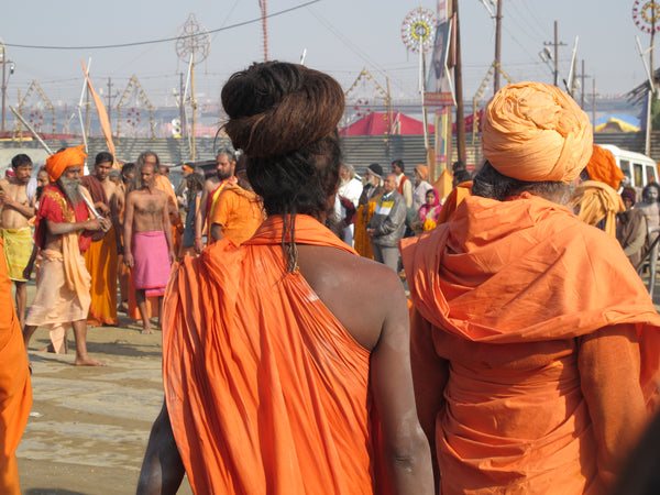 Adventures at the Kumbh Mela: Allahabad, India