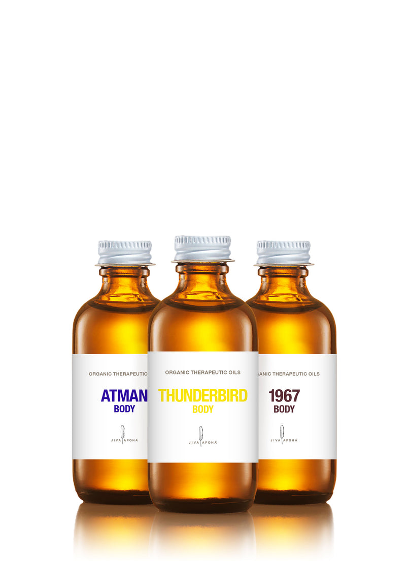 Body Oil Trio
