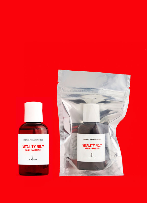 VITALITY NO. 7 HAND SANITIZER