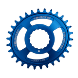 OVAL Cinch Thick Thin Chainring