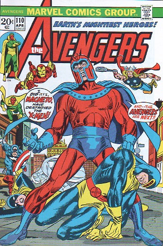 The Avengers 110 Apr