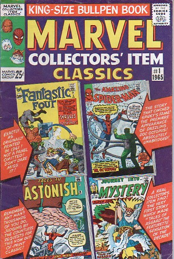 1965 Marvel Collectors' Classic