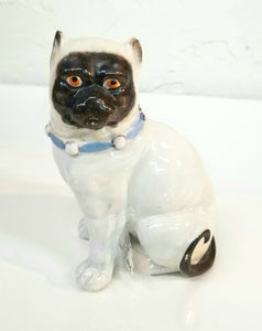 German 1800's dog statue