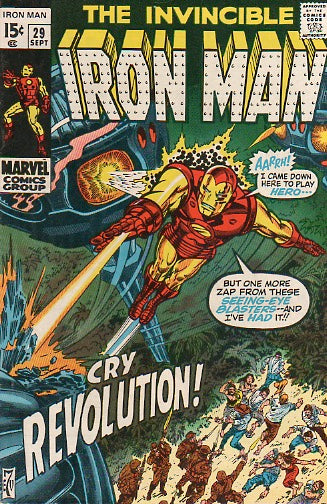 Iron Man 29 Sept