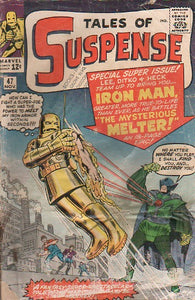 Tales of Suspense 47 Nov