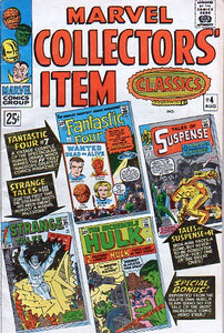 Marvel Collectors' Item 4 Aug