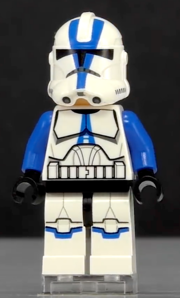 501 Legion Clone Trooper Blue 2013