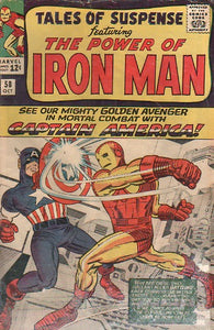 Tales of Suspense 58 Oct