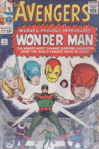Avengers 9 Oct Wonder-Man