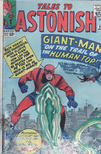 Tales to Astonish 55 May