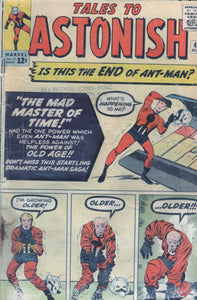 Tales to Astonish 43 May Is this the End of Ant-Man
