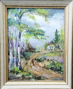 Spring Road by Edythe George