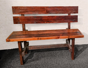 James Phillips Reclaimed Wood Bench