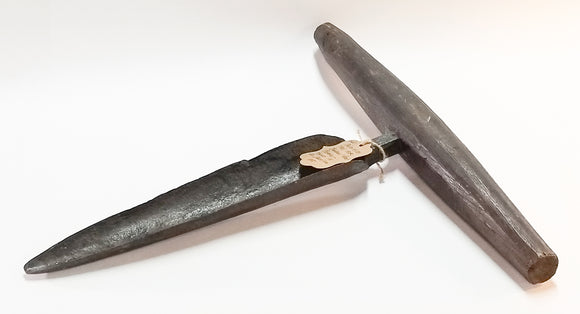 Primitive tool for barrel/port boring