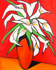 """Lillies"" by Ryan"