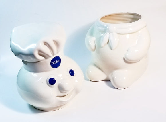Pillsbury Dough Boy Cookie Jar