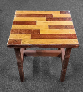 James Phillips Reclaimed Side Table