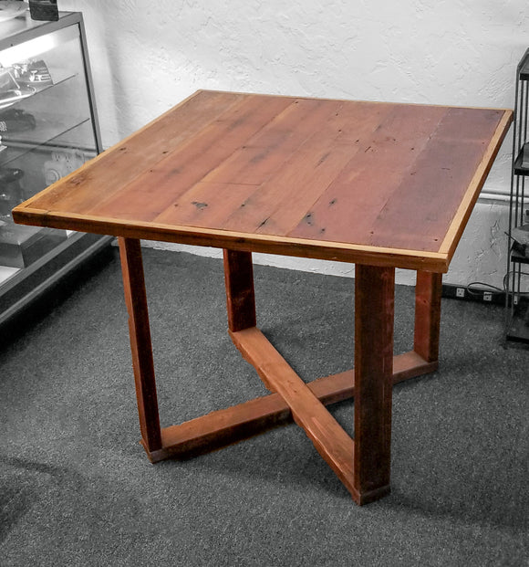 James Phillips Reclaimed Wood Dining Table