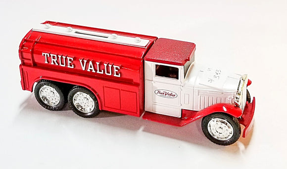 True Value Delivery Truck