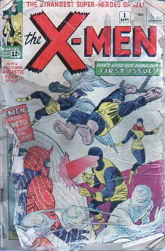 X-Men First Issue!