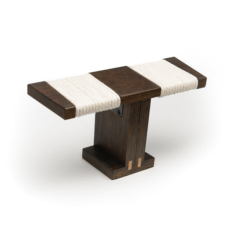 Ronin Meditation Bench, Wenge