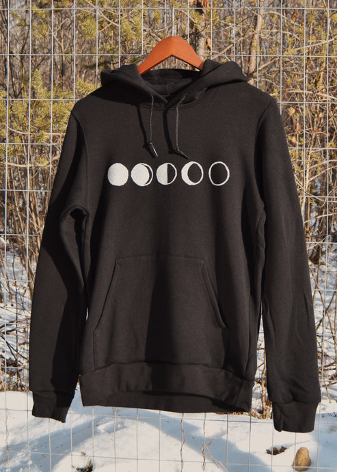 [LIMITED EDITION] Moon Phases Unisex Hoodie