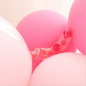 Balloon Chain 5M Balloon Arch - Wedding Anniversary Baby shower Party decorations - DIY Party supplies