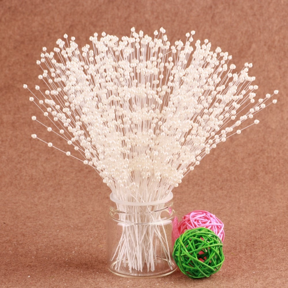 Pearl spray - 20pcs Wedding Decoration - DIY Wedding Supplies