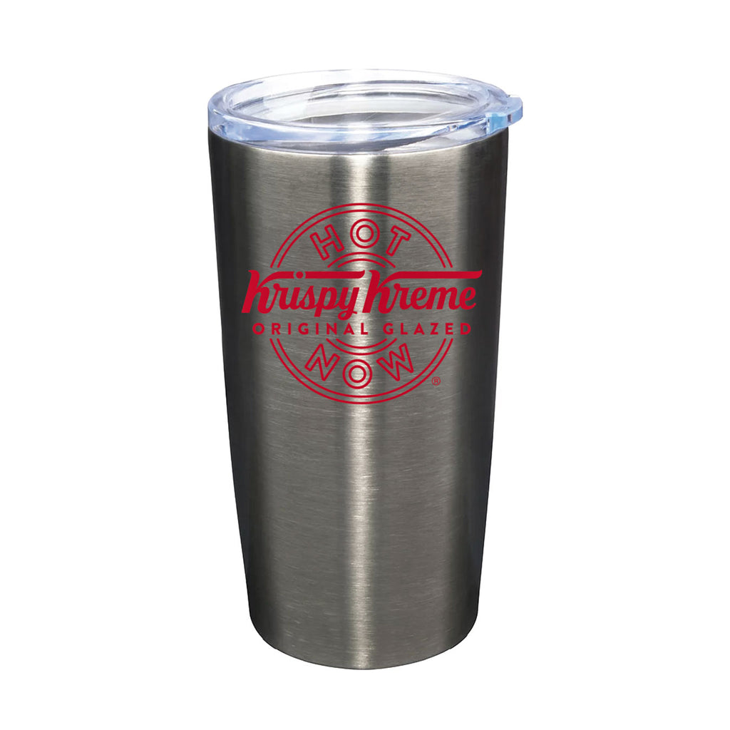"Krispy Kreme ""Hot Now"" Stainless Tumbler"