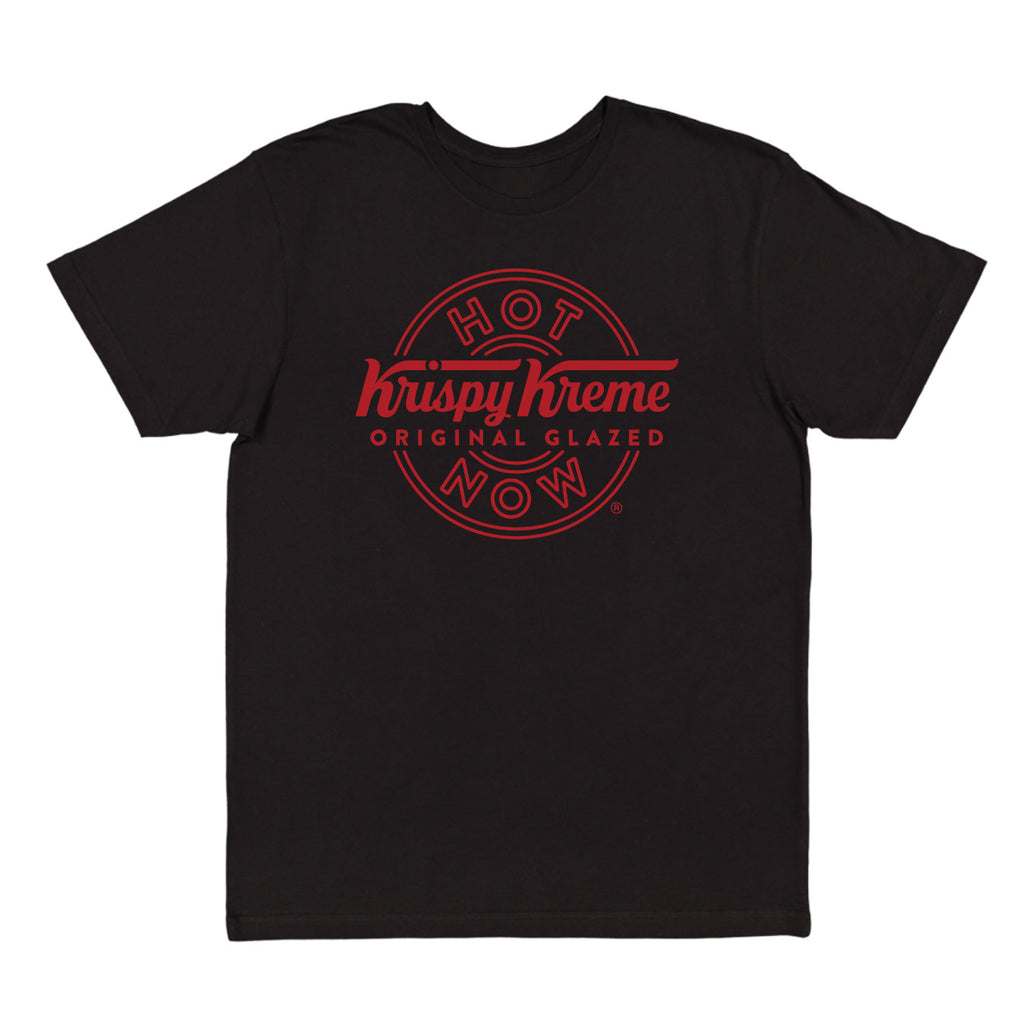"Krispy Kreme ""Hot Now"" T-Shirt"