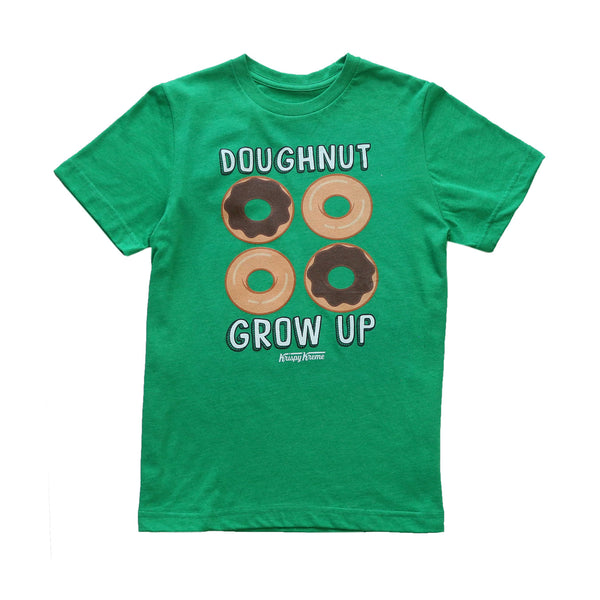 Doughnut Grow Up Youth T-Shirt