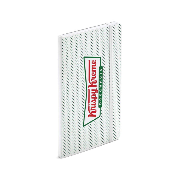 Krispy Kreme Bowtie Journal
