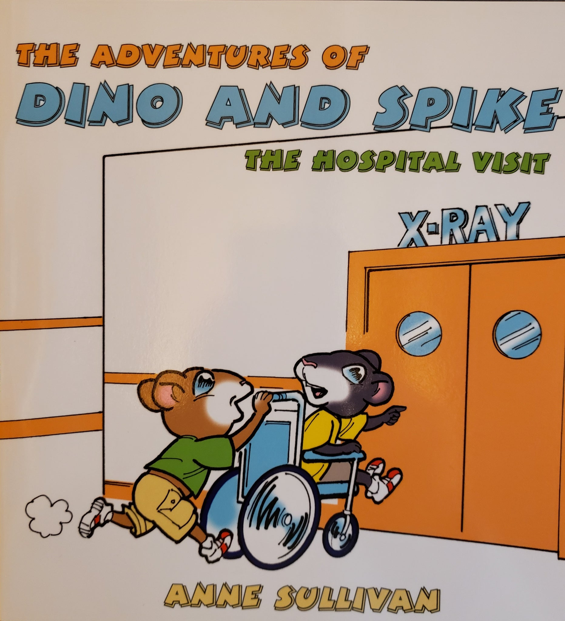 The Adventures of Dino and Spike The Hospital Visit