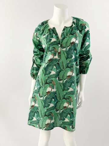 Cranlyn Dress - Banana Leaf