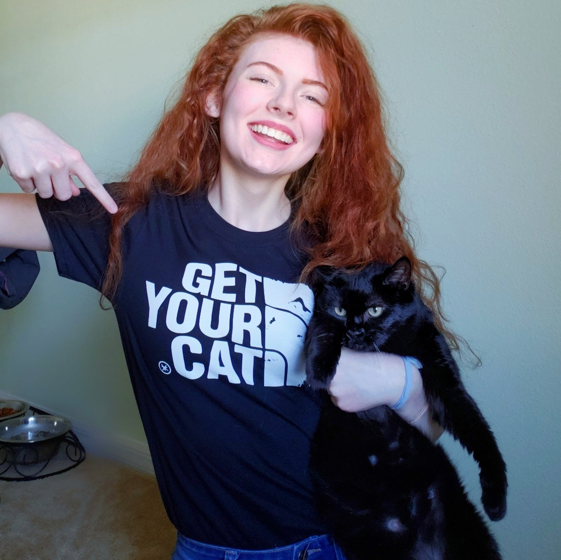 Get Your Cat® T-Shirt