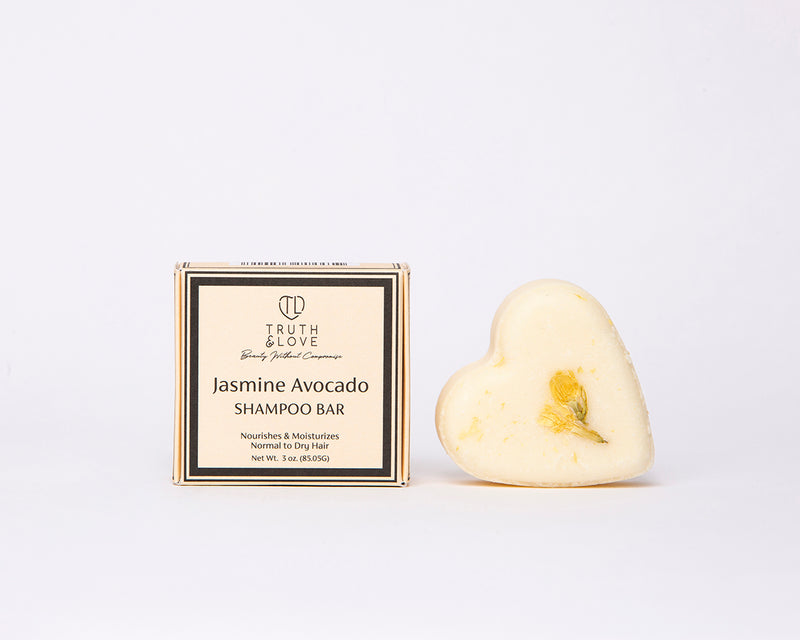 Jasmine Avocado Shampoo Bar Monthly