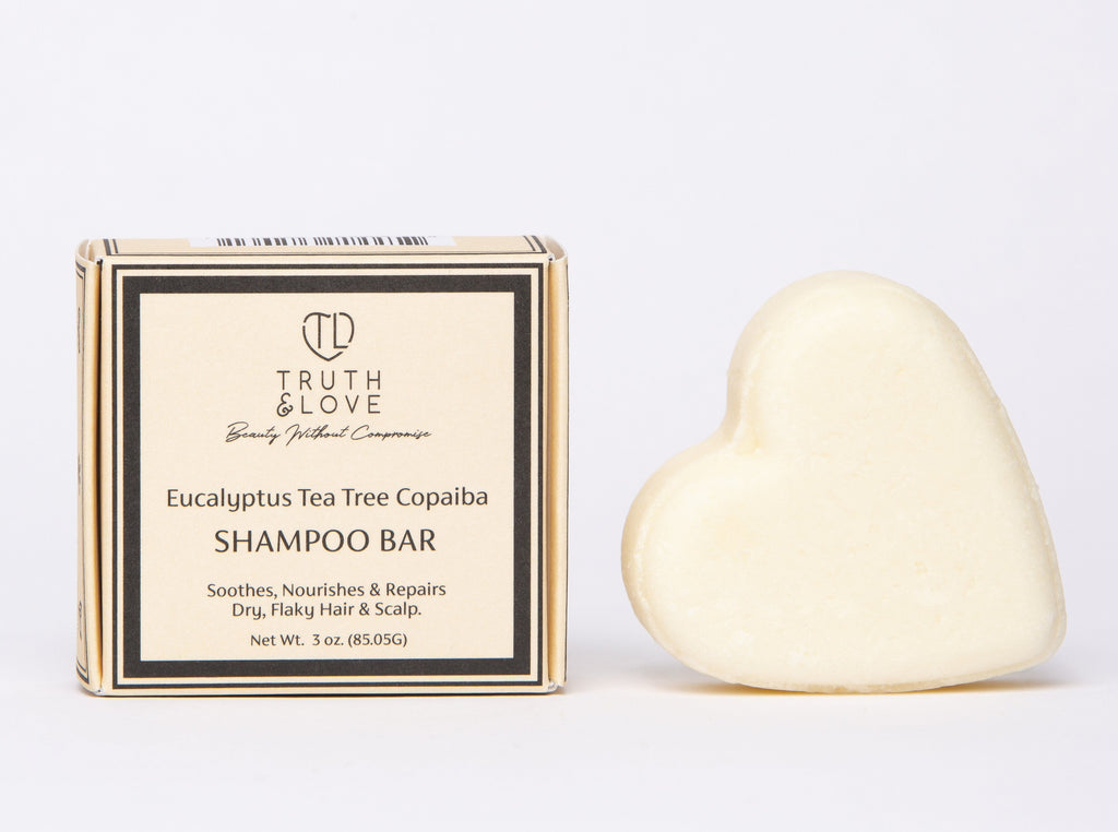 Eucalyptus Tea Tree Copaiba Shampoo Bar