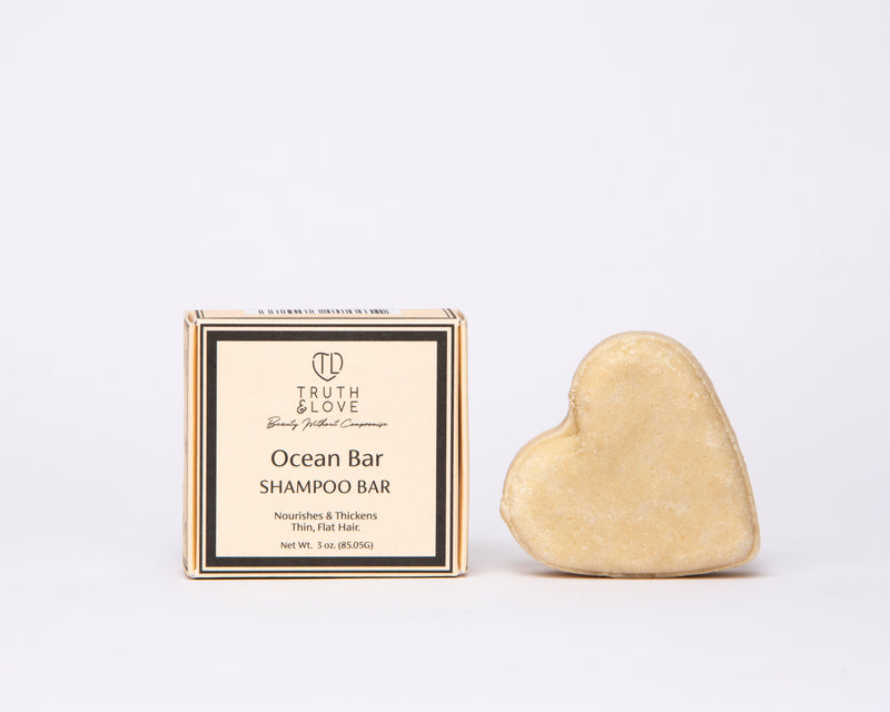 Ocean Shampoo Bar Quarterly