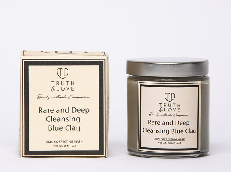Rare Deep Cleansing Blue Clay Clarifying Mask