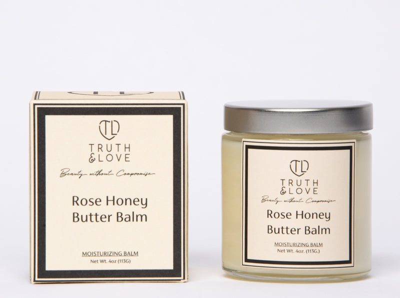 Rose Honey Butter Balm