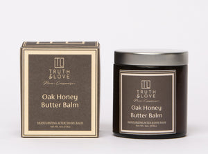 Oak Honey After Shave Balm