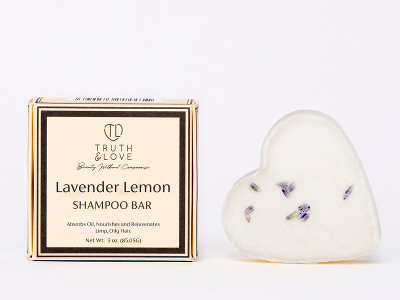 Lavender Lemon Shampoo Bar