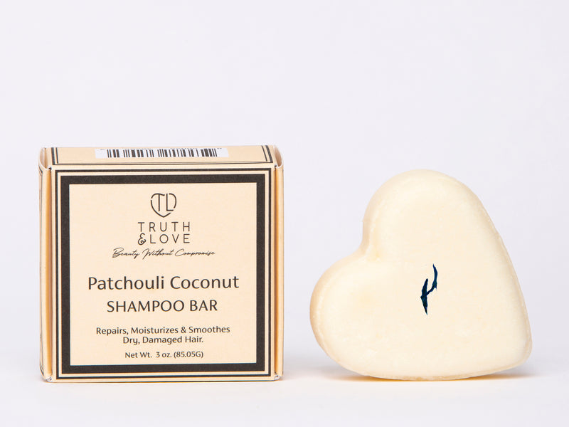 Patchouli Coconut Shampoo Bar