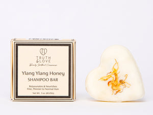 Ylang Ylang Honey Shampoo Bar