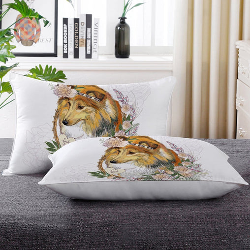Lassie Collie Pillow Cases-Little Squiffy