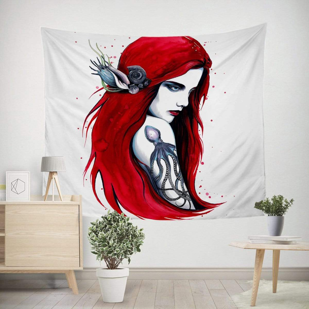 Ariel Tapestry-Little Squiffy