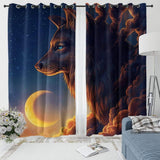 Night Guardian Curtain Set