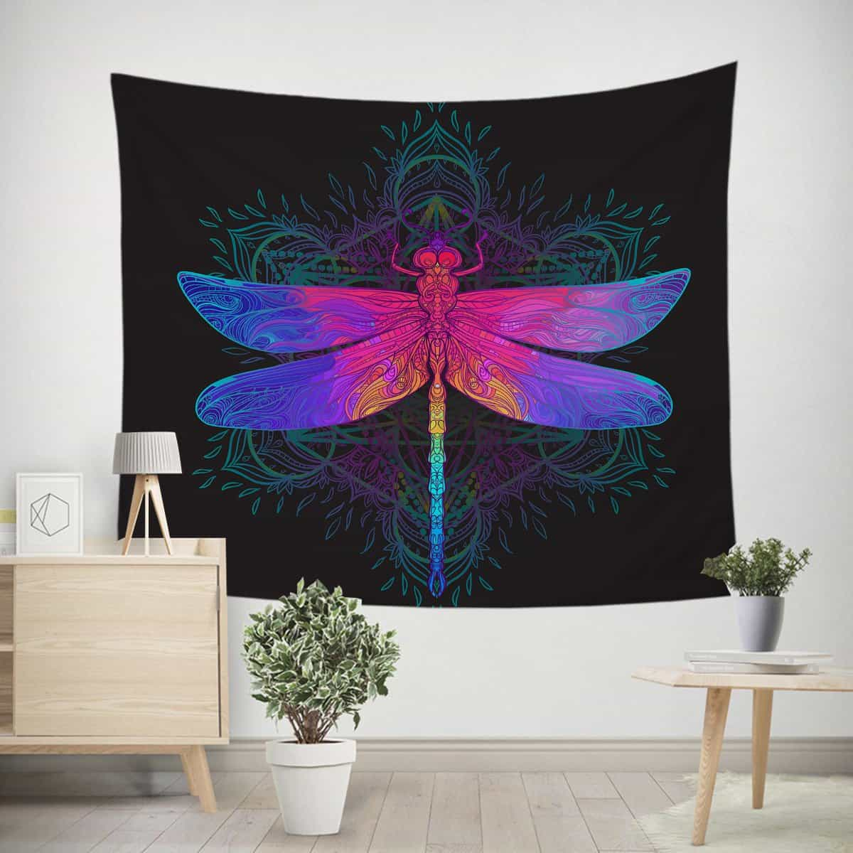 Dragonfly Tapestry-Little Squiffy