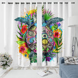 Turtle Of Life Curtain Set
