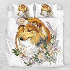 Lassie-Collie-Quilt-Cover Set-Little-Squiffy